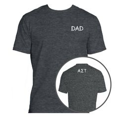 Now available Alpha Sigma Tau D... Shop http://manddsororitygifts.com/products/alpha-sigma-tau-dad-shirt?utm_campaign=social_autopilot&utm_source=pin&utm_medium=pin