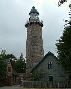 Lodbjerg Lighthouse~Denmark