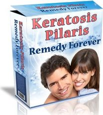 Keratosis Pilaris Remedy Forever is natural treatment guide that was written by Alison White. This post at onecarenow.org explains more about the treatment plan and its pros and cons.
