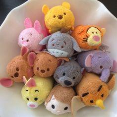 Winnie the Pooh Tsum Tsum