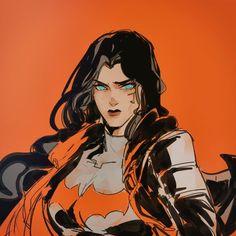 Dc Comics Girls, Dc Comics Women, Batman Ninja, Seven Knight, Red Hood Jason Todd, Dc Icons, Arte Dc Comics, Girls Anime, Batman Family