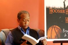 MB Dabney reading his story in the  Hoosier Hoops and Hijinks. http://www.brpressbooks.com/product/hoosier-hoops-and-hijinks/#video