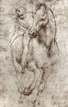 Леонардо да Винчи - Лошадь и Всадник — Эпоха Тепла
