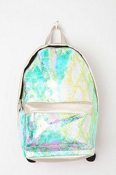 Mermaid rucksack