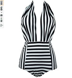 1b6f8e992b8fe Swimsuit Women One Piece Monokini 2018 Swimming Beachwear Maillot Sexy  Striped Push Up Bodysuits High Waist