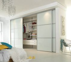sliding closet doors at ikea - Closet Doors Sliding And Some Ways . Ikea Closet Doors, Glass Sliding Wardrobe Doors, Glass Closet Doors, Sliding Doors, Ikea Sliding Wardrobes, Glass Door, Fitted Wardrobes, Bedroom Wardrobe, Wardrobe Closet