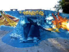 "Société La Fabrique ""A"" #montrealgraffiti #graffiti #apashegraffiti #graff #apashe #sprayart #art #spraycan #spraycanart"