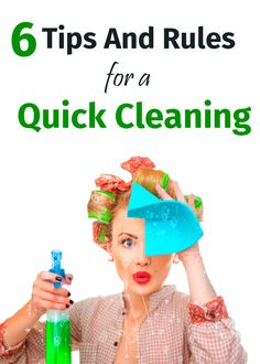 6 Tips and rules for a quick cleaning - healthyofnews House Cleaning Tips, Cleaning Hacks, How To Clean Furniture, Furniture Cleaning, Burn Calories Fast, Shower Cabin, Most Luxurious Hotels, Take A Shower, Good House