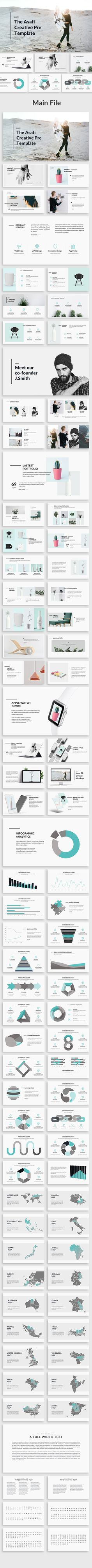 Asafi  Creative Powerpoint Template — Powerpoint PPT #customizable #International Food • Download ➝ https://graphicriver.net/item/asafi-creative-powerpoint-template/19716840?ref=pxcr