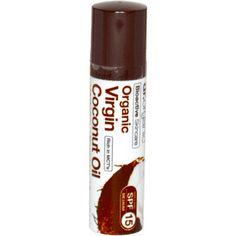 Βάλσαμο για τα χείλη με παρθένο λάδι καρύδας.Το Virgin Coconut Oil αποτελεί ορό για τα χείλη που συνδυάζει τις ενυδατι...