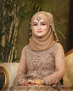Hijabi Wedding, Muslimah Wedding Dress, Asian Wedding Dress, Hijab Wedding Dresses, Pakistani Wedding Outfits, Pakistani Bridal Dresses, Wedding Dresses For Girls, Bridal Outfits, Shadi Dresses