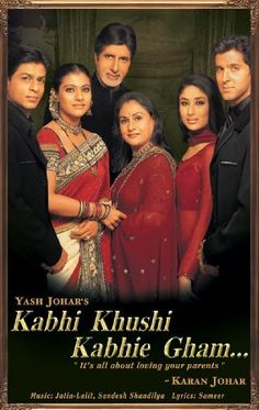 Kabhi Khushi Kabhie Gham 2001 Full Hindi Movie Download BRRip 720p