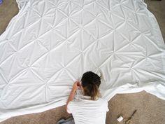 diy duvet cover ideas, duvet cover tutorial, diy duvet cover from sheets, duvet covers diy, white duvet, diy duvet covers, duvet covers white, diy pintuck duvet, duvet cover diy