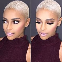 "159 Likes, 4 Comments - BestLaceWigs (@bestlacewigs) on Instagram: ""#inspiration #makeup #hair Such a Beauty!!! @ohhhcindy_ 😍😍😍💖😍😍😍 Both her hair & make up are On…"""