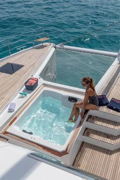 Yacht holidays aren't just for the rich and famous! Here's the scoop on bareboat vs. crewed yacht charters, the best yacht chartering companies and the top yachting destinations. Vacation Places, Dream Vacations, Places To Travel, Vacation Trips, Catamaran Design, Yacht Design, Billard Design, Best Yachts, Travel Aesthetic
