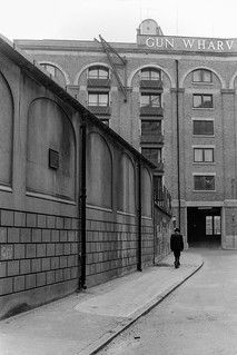 Gun Wharves, Wapping, Tower Hamlets Thames foreshore, Wapping High St, W London Pubs, Old London, London Street, East London, London Pictures, London Photos, Old Pictures, London Docklands, Mall Of America