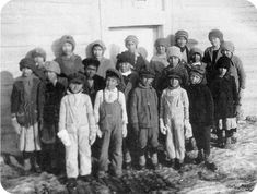 victorian poor fashion | Manitoba History: Methodist Indian Day Schools and Indian Communities ...