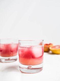 Hibiscus Grapefruit Cocktail