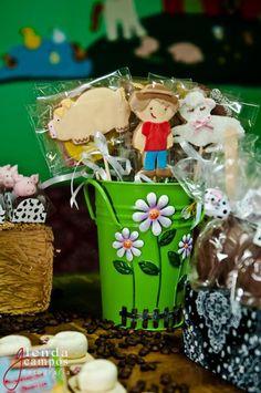 Farm Themed Barnyard Birthday