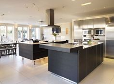 b3 bulthaup at Kitchen architecture - Luxury North London family home #bulthaup #kitchenarchitecture #kitchens