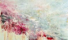 Cy Twombly's painting Hero and Leandro
