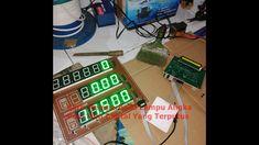 Service Layar Angka Pom Mini Eror Science, Digital, Mini, Flag