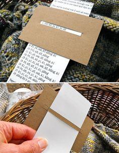 What a beautiful idea!