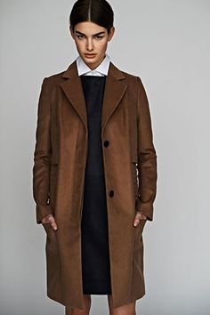 Flawless Fall Suiting? Call On Nellie Partow #refinery29  http://www.refinery29.com/nellie-partow#slide-4  ...