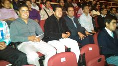 Pbro. Primitivo González Rayas, rector del Seminario Diocesano de Celaya. Encuentro sobre Educacion y Cultura. Auditorio Tresguerras. 5 Noviembre 2014.