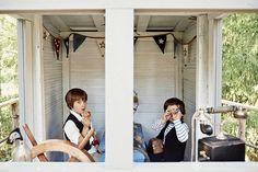 Wow, what a tree house (ship)...    Huikea leikkipaikka pojille omalla pihalla » Krista Keltanen Blog