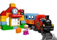 LEGO 10507 DUPLO: Eisenbahn Starter Set