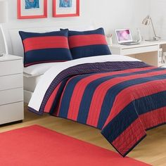 Shop for Izod Nottingham Quilt. Free Shipping on orders over $45 at Overstock.com - Your Online Fashion Bedding Outlet Store! Get 5% in rewards with Club O!