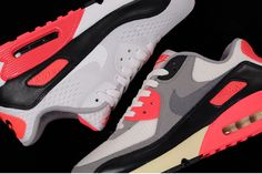 "Nike Air Max 90 ""Infrared"" Pack"