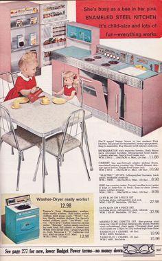 Vintage Room, Vintage Dolls, Vintage Kitchen, Vintage Advertisements, Vintage Ads, Retro Ads, 90s Childhood, Childhood Memories, 70s Toys