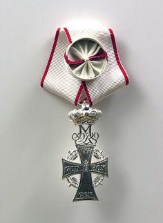 Danish Cross of Honour of the Order of the Dannebrog