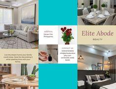 Real Estate Brochure for Real Estate Marketing