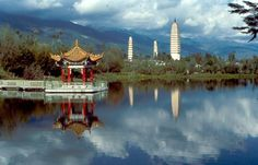 Bei meinen Reiseberichten von meiner Großen Asienreise 1991/92 bin ich nun in Dali angelangt. Schaut mal auf meinem Blog vorbei: www.bambooblog.de