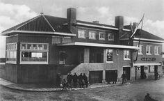 Oudeschild, Stoombootkoffiehuis, TESO