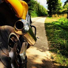 Suzuki by Sara Ro© Motorcycles, Bike, Vehicles, Bicycle Kick, Bicycle, Biking, Bicycles, Car, Motorcycle