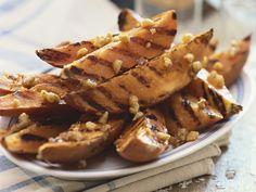Gegrillte Süßkartoffelsticks - smarter - Zeit: 30 Min.   eatsmarter.de