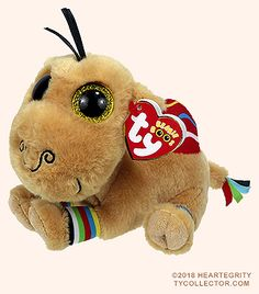 NEW Beanie Boo Jamal The Camel UAE Exclusive Ty Beanie Boos 1f66819de561