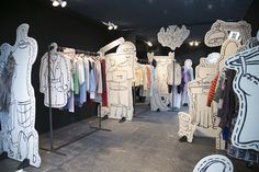 BLOSH kijkdoos op de Modefabriek