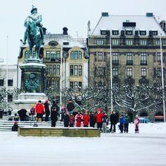 Winter is coming... #Suecia #Malmo #sweeden #malmö #winter #cold #instagramoftheday #picoftheday #snow #Europe #blog #dosmaletas