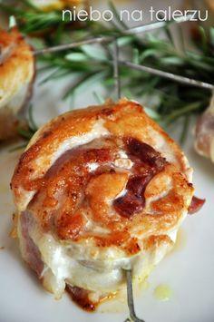 Przepisy na wigilię i Boże Narodzenie - niebo na talerzu Poultry, Baked Potato, Grilling, Appetizers, Turkey, Eggs, Menu, Dishes, Cooking