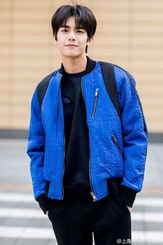 Japanese Men Hairstyle, Asian Men Hairstyle, Korean Hairstyles, Korean Boys Ulzzang, Ulzzang Boy, Song Wei Long, Perfect Husband, Aesthetic People, Handsome Faces