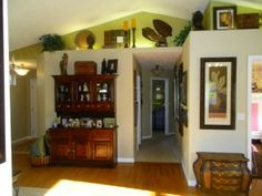 homes built with plant shelf decorating ideas - Google Search
