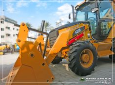 Backhoe Loader, Uae, Tractors, Two By Two, Construction, Building