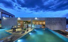Bar-Pool-Gallery - Picture gallery #architecture #interiordesign #swimmingpool