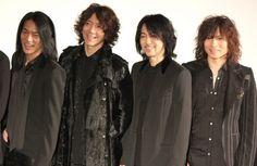 """昨年15年ぶりに再集結したロックバンド・THEYELLOWMONKEYが、きょう25日から東京・六本木ヒルズほかで開催される『第30回東京国際映画祭』(~11月3日)で特別招待作品として上映されたドキュメンタリー映画『オトトキ』(11月11日公開)の舞台あいさつに出席した。 """"サル年""""の1992年5月にメジャーデビューしたイエモンが、2001年1月8日の東京ドーム公演をもって活動休止し、そのまま2004年7月7日に正式に解散。同作は..."""