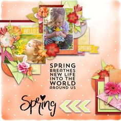 Page by Atusia using Happy moments 2 by Miss Mel and Brighter day by Just the 2 of Us